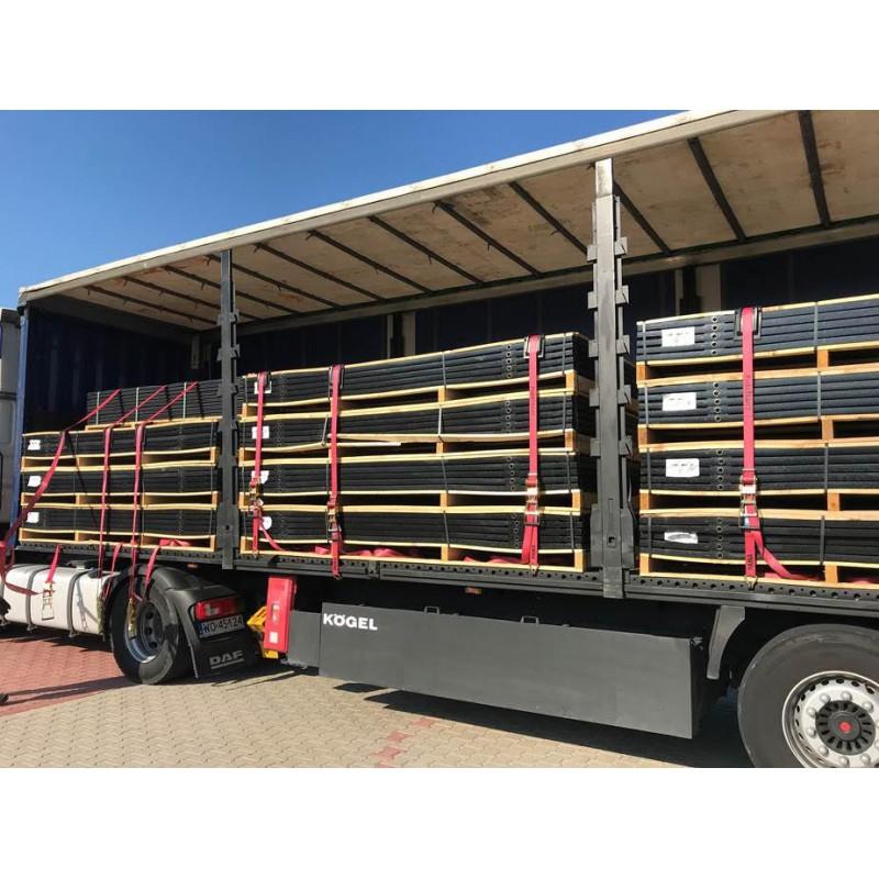 Дорожні плити міцністю навантаження до 150 тонн