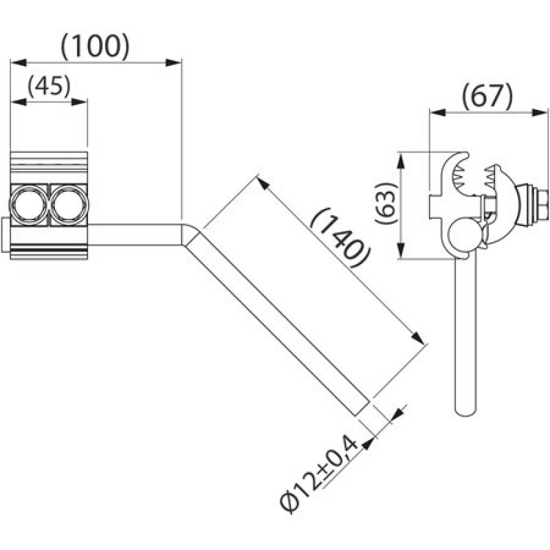 Пристрій захисту від дуги SEW20.1