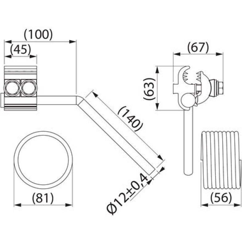 Пристрій захисту від дуги SEW20.2