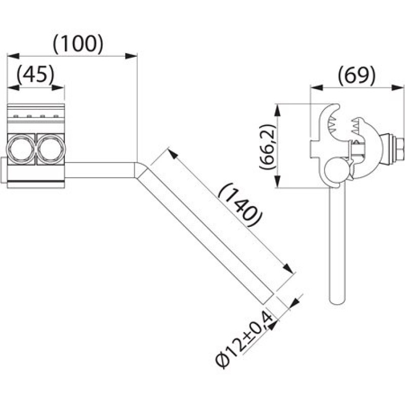 Пристрій захисту від дуги SEW21.1