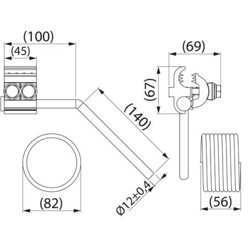 Пристрій захисту від дуги SEW21.2