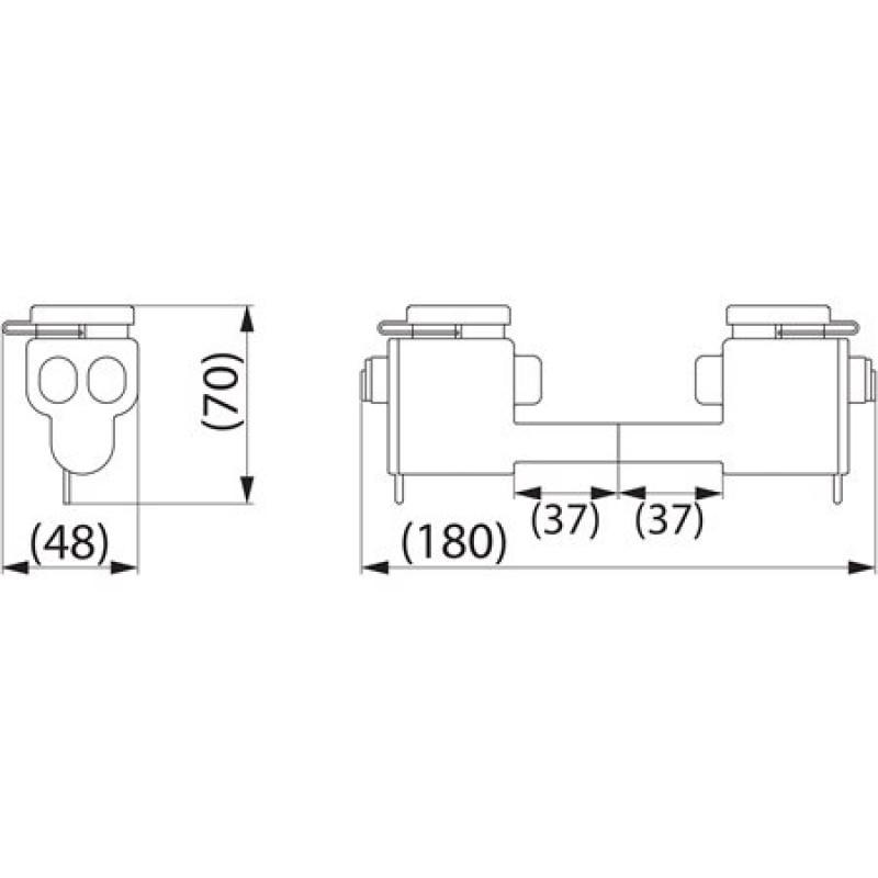 Розгалужувальний роз` єм SL29.8