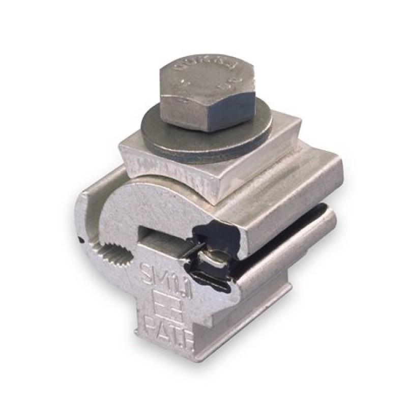 Затискач плашковий з'єднувальний SM1.11