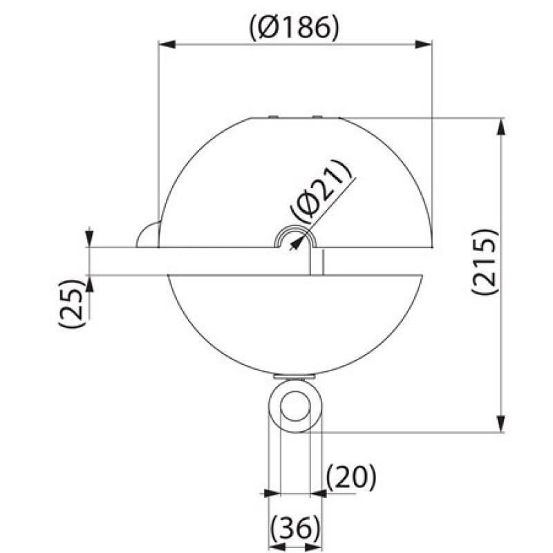 Маркер для проводів SP43.1