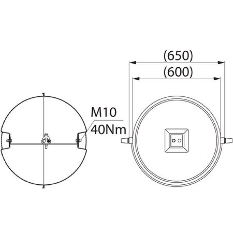 Маркер для проводів SP48.1
