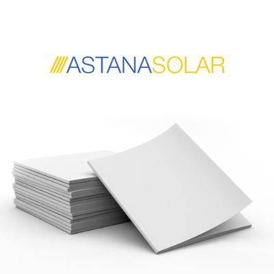 Каталоги компанії Astana Solar (Казахстан)