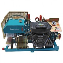 Гідравлічна лебідка з тепловим двигуном VM 1500 BCOM/1500 DCOM